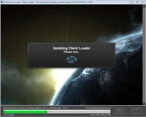 Entropia Universe Client loader1