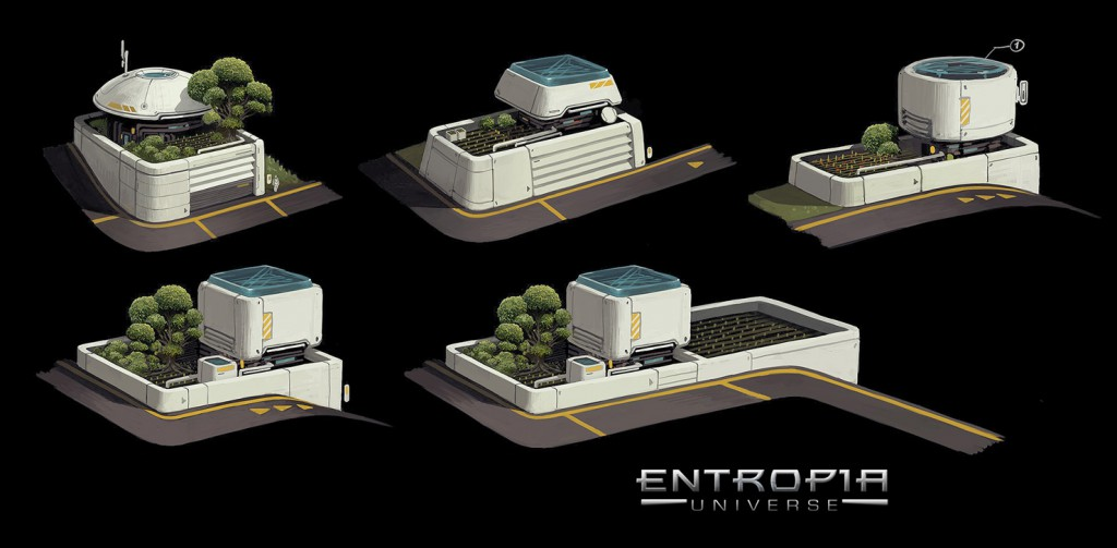 new real estate in Entropia Universe