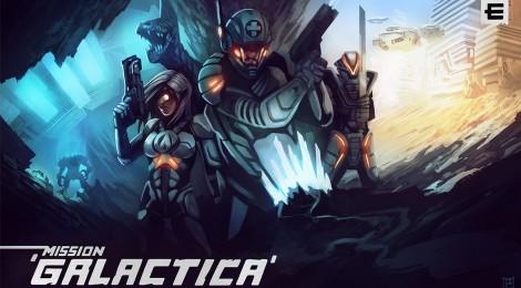 """Миссия """"Галактика"""" (Mission Galactica)"""