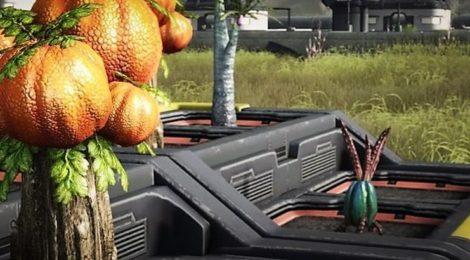 Садоводство в Entropia Universe