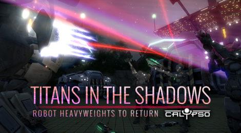 Титаны из Тени: Тяжеловесы Роботов возвращаются!