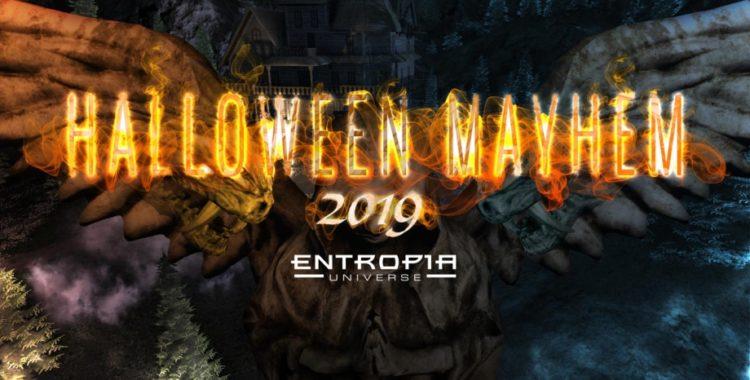 Halloween Mayhem 2019 в Entropia Universe