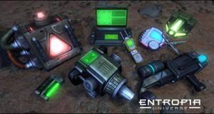 Entropia Universe mining tools