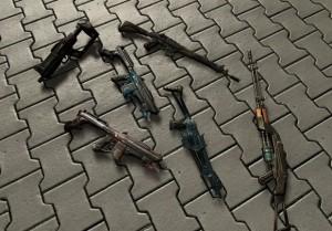 пушки в Entropia Universe