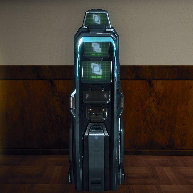 Торговый Терминал в Entropia Universe