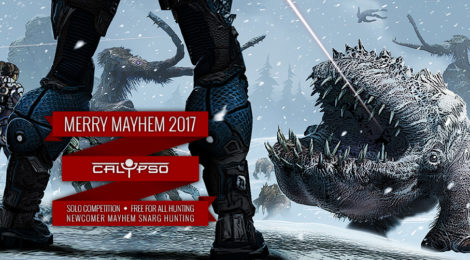 Entropia Universe Merry Mayhem 2017 Planet Calypso